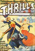 Thrills (1927-1928 Ramer) Pulp Vol. 1 #4