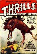 Thrills (1927-1928 Ramer) Pulp Vol. 2 #2