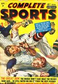 Complete Sports (1937-1955 Western Magazines) Pulp Vol. 8 #1