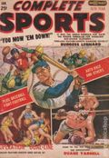 Complete Sports (1937-1955 Western Magazines) Pulp Vol. 8 #3