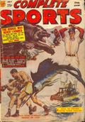 Complete Sports (1937-1955 Western Magazines) Pulp Vol. 9 #2