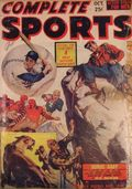 Complete Sports (1937-1955 Western Magazines) Pulp Vol. 9 #3