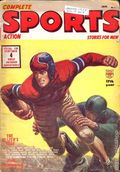 Complete Sports (1937-1955 Western Magazines) Pulp Vol. 9 #4