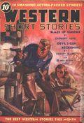 Western Short Stories (1936-1957 Manvis-Stadium) Pulp Vol. 1 #4