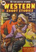 Western Short Stories (1936-1957 Manvis-Stadium) Pulp Vol. 2 #4