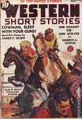 Western Short Stories (1936-1957 Manvis-Stadium) Pulp Vol. 2 #5