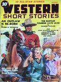 Western Short Stories (1936-1957 Manvis-Stadium) Pulp Vol. 2 #6
