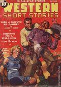 Western Short Stories (1936-1957 Manvis-Stadium) Pulp Vol. 3 #1