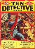 Ten Detective Aces (1933-1949 Ace Magazines) Pulp Vol. 42 #2
