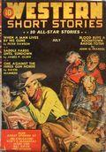 Western Short Stories (1936-1957 Manvis-Stadium) Pulp Vol. 4 #3