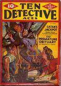 Ten Detective Aces (1933-1949 Ace Magazines) Pulp Vol. 42 #4
