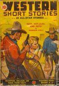 Western Short Stories (1936-1957 Manvis-Stadium) Pulp Vol. 4 #4