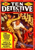 Ten Detective Aces (1933-1949 Ace Magazines) Pulp Vol. 43 #1