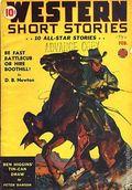 Western Short Stories (1936-1957 Manvis-Stadium) Pulp Vol. 4 #6