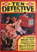 Ten Detective Aces (1933-1949 Ace Magazines) Pulp Vol. 43 #2