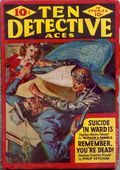 Ten Detective Aces (1933-1949 Ace Magazines) Pulp Vol. 43 #3