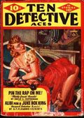Ten Detective Aces (1933-1949 Ace Magazines) Pulp Vol. 43 #4
