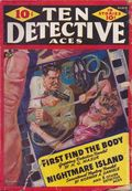 Ten Detective Aces (1933-1949 Ace Magazines) Pulp Vol. 44 #1