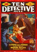 Ten Detective Aces (1933-1949 Ace Magazines) Pulp Vol. 44 #3