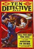 Ten Detective Aces (1933-1949 Ace Magazines) Pulp Vol. 44 #4