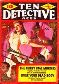 Ten Detective Aces (1933-1949 Ace Magazines) Pulp Vol. 45 #1