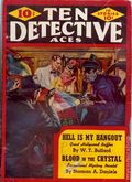 Ten Detective Aces (1933-1949 Ace Magazines) Pulp Vol. 45 #3