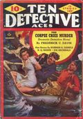 Ten Detective Aces (1933-1949 Ace Magazines) Pulp Vol. 46 #1
