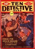 Ten Detective Aces (1933-1949 Ace Magazines) Pulp Vol. 46 #2