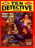 Ten Detective Aces (1933-1949 Ace Magazines) Pulp Vol. 46 #4