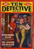 Ten Detective Aces (1933-1949 Ace Magazines) Pulp Vol. 47 #2