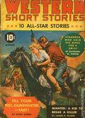 Western Short Stories (1936-1957 Manvis-Stadium) Pulp Vol. 5 #2
