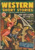 Western Short Stories (1936-1957 Manvis-Stadium) Pulp Vol. 5 #4