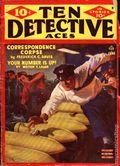 Ten Detective Aces (1933-1949 Ace Magazines) Pulp Vol. 47 #4