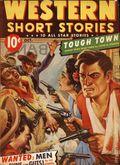 Western Short Stories (1936-1957 Manvis-Stadium) Pulp Vol. 5 #7