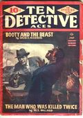 Ten Detective Aces (1933-1949 Ace Magazines) Pulp Vol. 48 #1