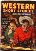 Western Short Stories (1936-1957 Manvis-Stadium) Pulp Vol. 5 #10