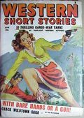 Western Short Stories (1936-1957 Manvis-Stadium) Pulp Vol. 6 #1