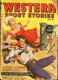Western Short Stories (1936-1957 Manvis-Stadium) Pulp Vol. 6 #7