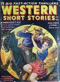Western Short Stories (1936-1957 Manvis-Stadium) Pulp Vol. 7 #2