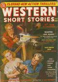 Western Short Stories (1936-1957 Manvis-Stadium) Vol. 7 #4