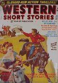 Western Short Stories (1936-1957 Manvis-Stadium) Pulp Vol. 7 #5