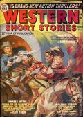 Western Short Stories (1936-1957 Manvis-Stadium) Pulp Vol. 7 #6