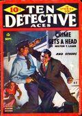 Ten Detective Aces (1933-1949 Ace Magazines) Pulp Vol. 48 #3