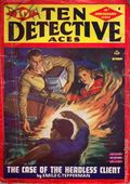 Ten Detective Aces (1933-1949 Ace Magazines) Pulp Vol. 48 #4