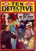 Ten Detective Aces (1933-1949 Ace Magazines) Pulp Vol. 49 #1
