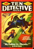Ten Detective Aces (1933-1949 Ace Magazines) Pulp Vol. 49 #2