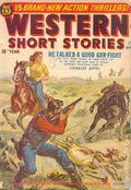 Western Short Stories (1936-1957 Manvis-Stadium) Pulp Vol. 8 #3
