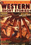 Western Short Stories (1936-1957 Manvis-Stadium) Pulp Vol. 9 #1