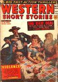 Western Short Stories (1936-1957 Manvis-Stadium) Pulp Vol. 10 #2