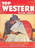 Top Western Fiction Annual (1950-1958) Pulp Vol. 2 #2